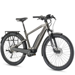 Friday 27.3 - Moustache Bikes   Elcykel