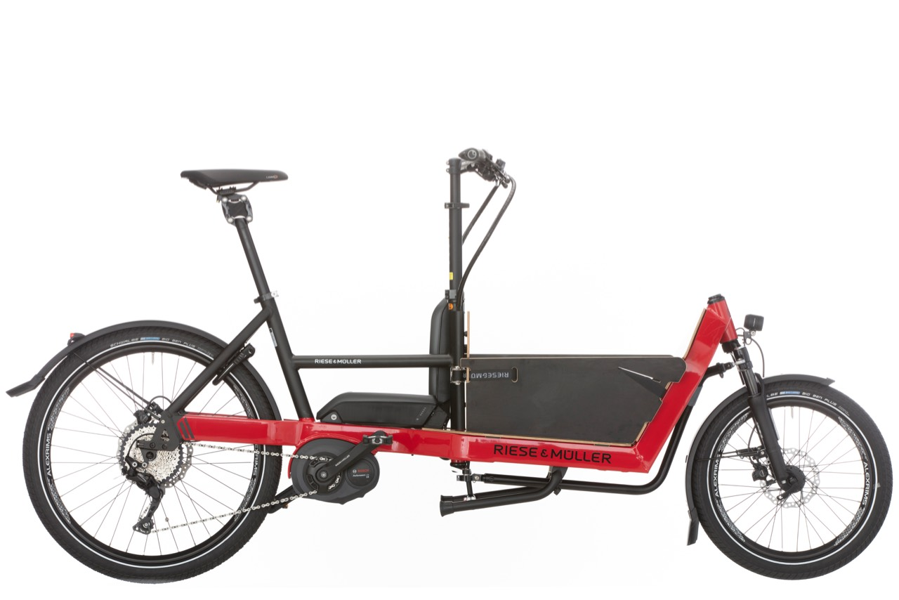 Packster 40 Vario, Riese&Müller | Elcykel 2020