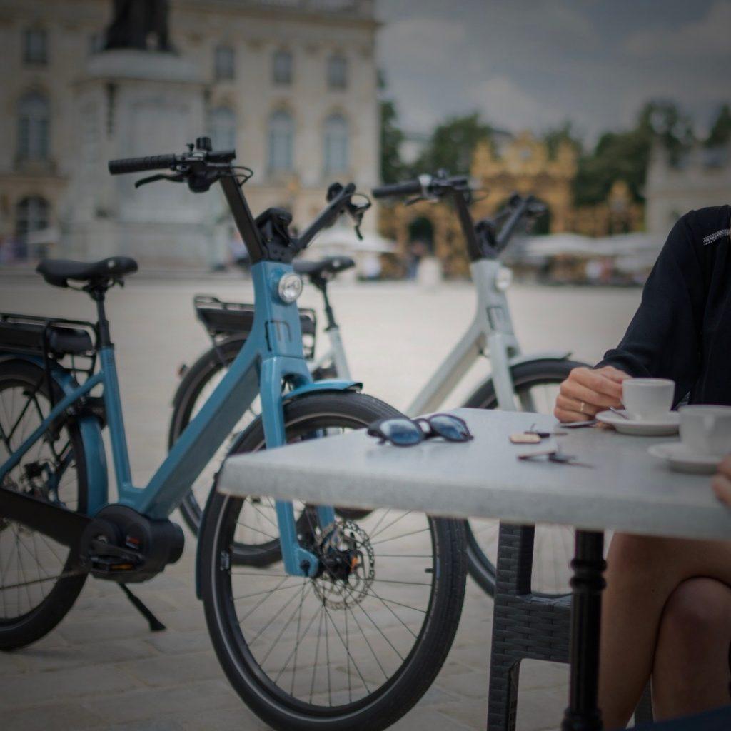 Moustache Bikes - elcykel med Bosch