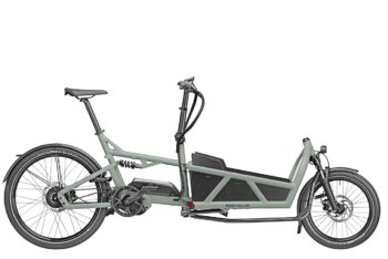 Load 60 Vario, Riese&Müller | Elcykel 2020