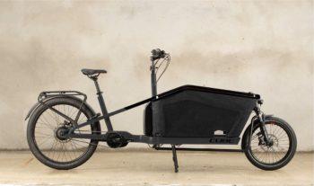 Cargo Hybrid 20, CUBE | Elcykel 2020
