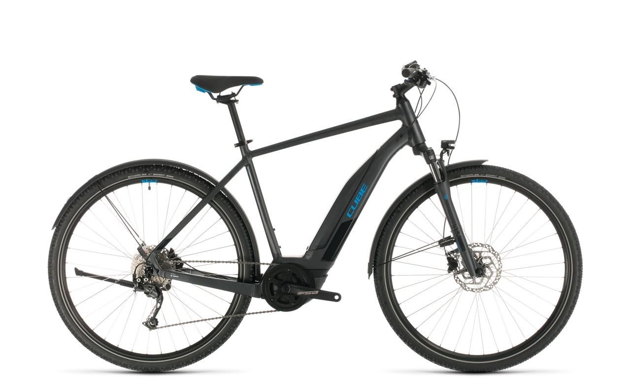 Nature Hybrid ONE Allroad, CUBE   Elcykel 2020