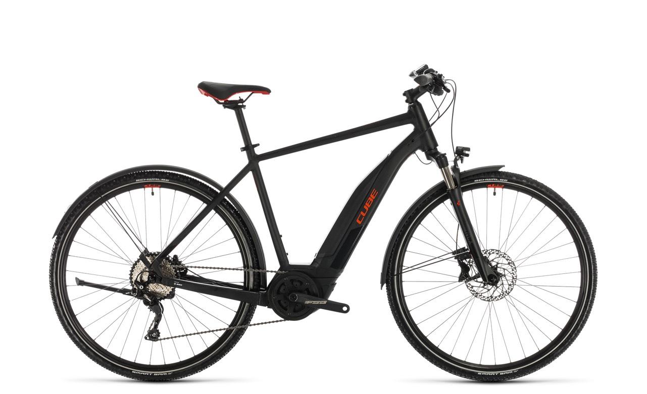 Nature Hybrid EXC 500 Allroad, CUBE   Elcykel 2020