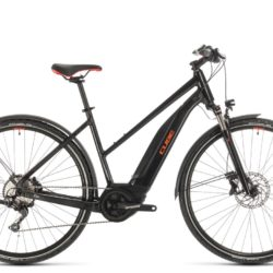 Nature Hybrid EXC 500 Allroad Trapeze, CUBE | Elcykel 2020