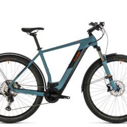 Cross Hybrid Race 625 Allroad, CUBE | Elcykel 2020