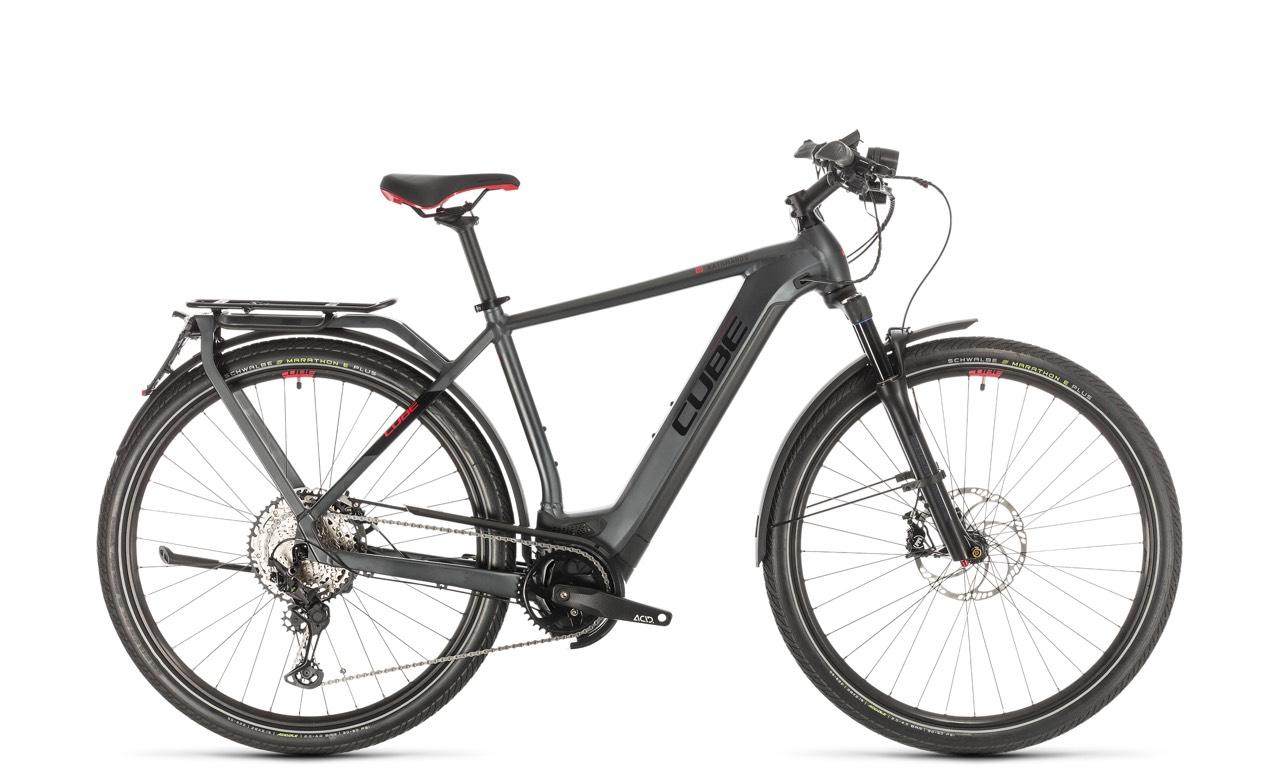 Kathmandu Hybrid 45 625, CUBE   Elcykel 2020
