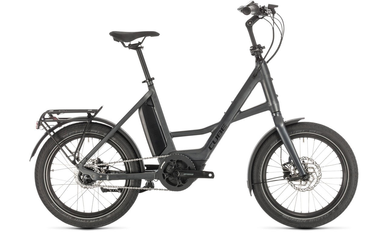 Compact Hybrid, CUBE | Elcykel 2020