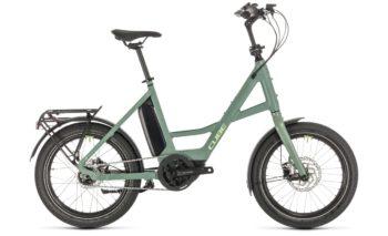 Compact Hybrid, CUBE   Elcykel 2020